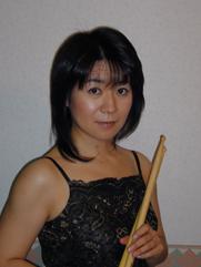 Kyoko Kato, hokyo, percussion