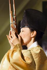Mayumi Miyata, sho Photo: J. Billet