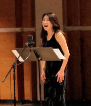 Wonjung Kim, vocals